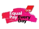 DGB Deutschland: Equal Pay Day - Every Day